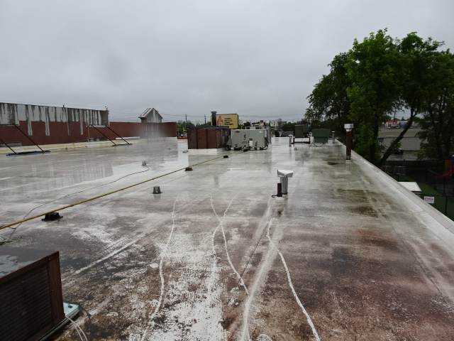 flat roof inspection toronto