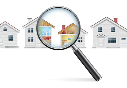 home inspection toronto and gta magnifying glass