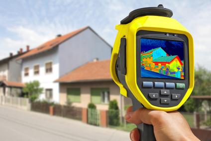 infrared thermal imaging audit toronto gta